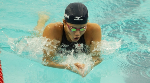 Tres récords mundiales en inicio de mundial juvenil de natación en Lima