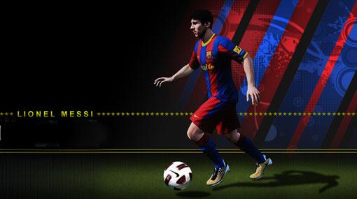Messi no rinde con la camiseta de Argentina ni en el PlayStation