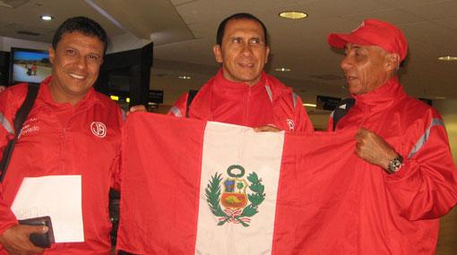 Aurich viajó a Colombia para debutar en la Sudamericana ante La Equidad