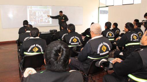 Ventanilla pone en marcha la primera escuela de serenos del país
