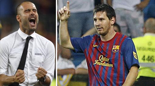 La Supercopa le dio a Guardiola y Messi más récords para presumir