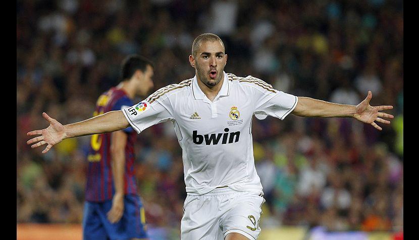 FOTOS: fútbol, goles y bronca en la final de la Supercopa de España
