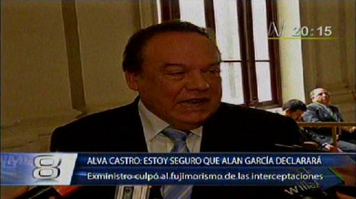 Caso BTR: Rómulo León y Alberto Quimper declararán como agraviados