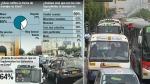 Mejorar la semaforización y estado de las vías ayudaría a reducir tráfico - Noticias de luis quispe candia