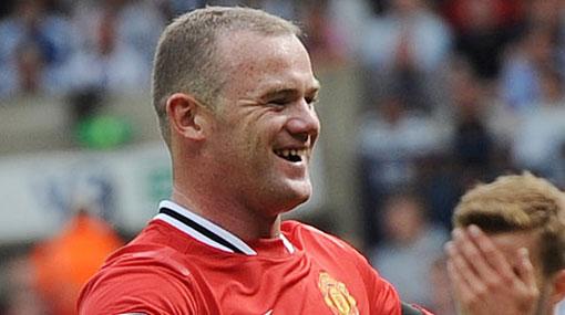 Rooney estaría encantado de ser el capitán de Inglaterra