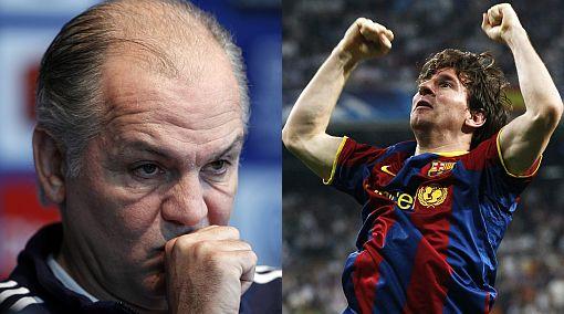 """DT de Argentina: """"Hay que agradecer que Messi juegue en la selección"""""""