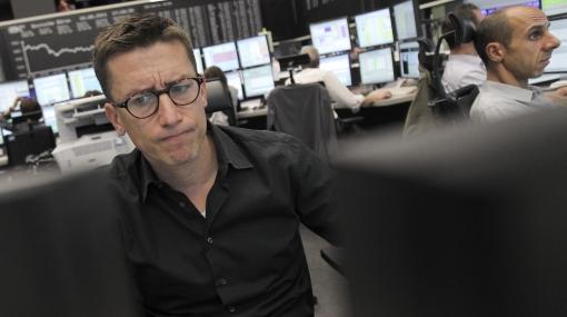 Bolsas de valores de Europa cayeron en promedio 5% al cierre de la jornada