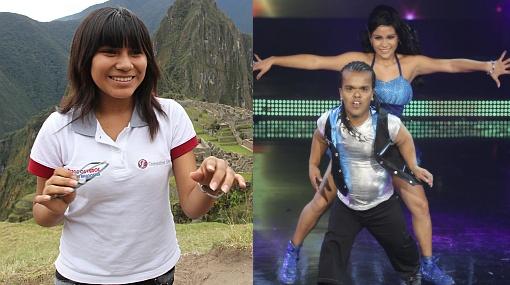 """Deysi Cori bailará en """"El gran show"""" para apoyar a 'Chatín'"""