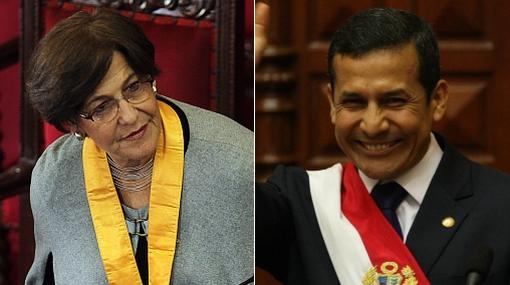 Villarán apoyó pedido de Humala de agravar penas para delitos con armas de fuego