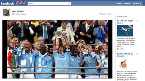 Facebook transmitirá partidos del fútbol inglés
