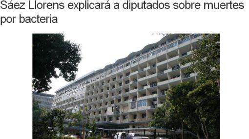 Panamá: mortal bacteria conocida como KPC mató a 46 personas