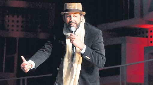 Aunque canta bachatas, Juan Luis Guerra es un gran fanático del rock