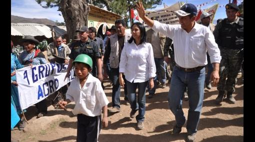 Humala aseguró que erradicación de cultivos ilegales de coca mejorará