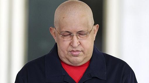 Hugo Chávez lloró al recordar a adolescente que murió de cáncer