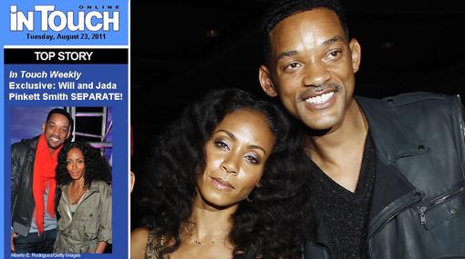 """Will Smith negó su separación: """"Es completamente falso"""""""