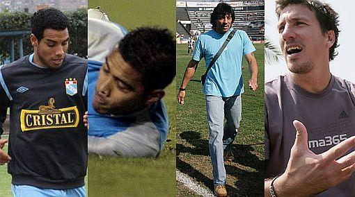 Golpe a golpe I: otras broncas de vestuario en el fútbol peruano