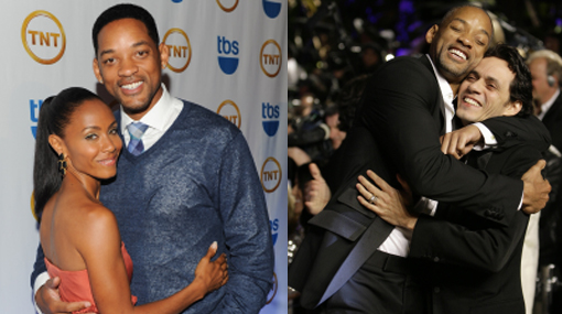 ¿La esposa de Will Smith tuvo un romance con Marc Anthony?