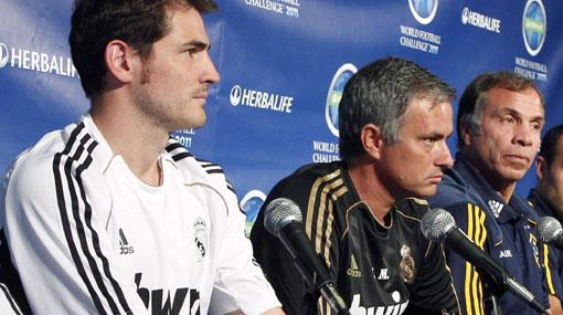 ¿Mourinho castigó a Casillas por hacer las paces con Xavi?
