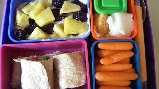 Consejos para preparar la lonchera de tus hijos como si fueras un chef