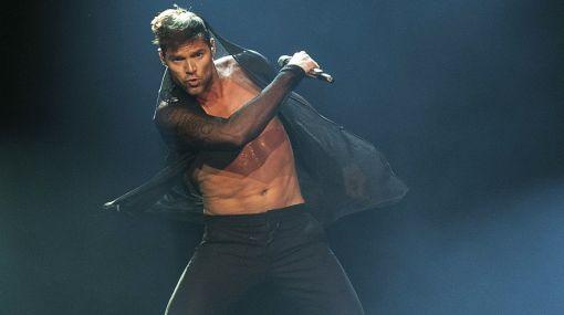 """Ricky Martin sería el nuevo profesor de español en """"Glee"""""""