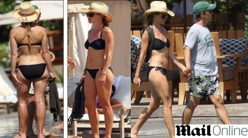 The 3 million dollar bikini looooooove her