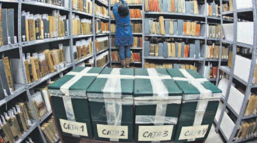 Robo en la BNP: los manuscritos perdidos de Cáceres