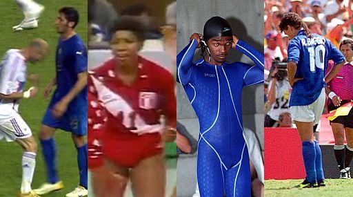De héroes a 'villanos': deportistas que pagaron caro sus errores