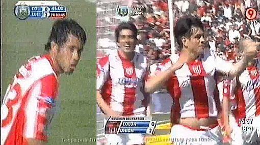 'Patito' Quinteros ganó con Unión el primer clásico de su carrera