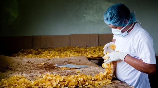 ¿Qué alimentos típicos exportan las regiones en emergencia?