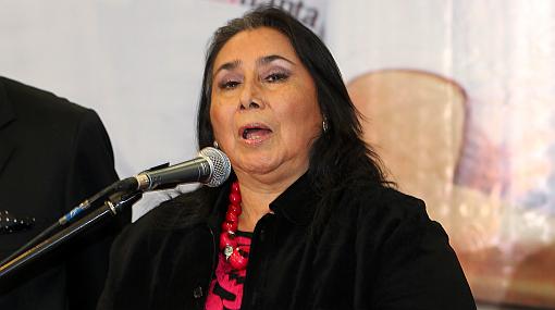 Ministra de la Mujer exigió drástica sanción para padre que violó a hijo