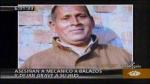San Juan de Lurigancho: asesinan a mecánico y dejan grave a su hijo - Noticias de juan carlos arias
