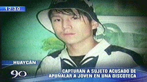 Crimen en Ate: matan a joven de seis puñaladas al salir de discoteca