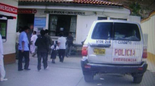Huánuco: peligroso delincuente fue detenido en espectacular balacera