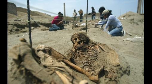 La Libertad: sacrificio chimú es similar al de los aztecas y mayas