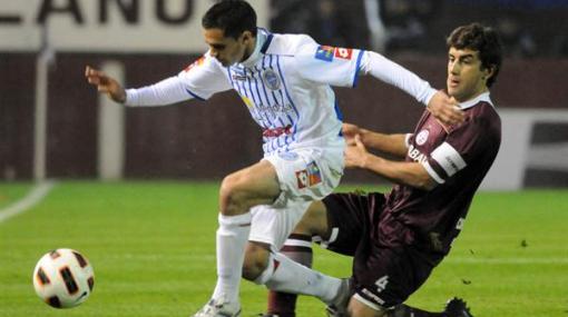 Copa Sudamericana: Lanús rescató empate 2-2 ante Godoy Cruz
