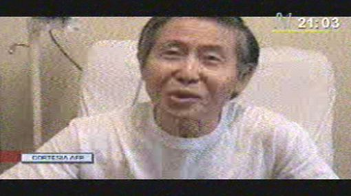 Ipsos Apoyo: el 66% respaldaría que Humala indulte a Fujimori por salud
