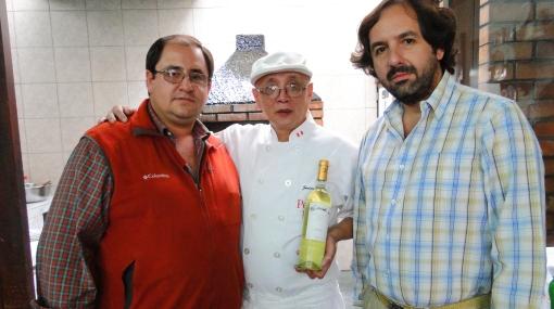 Rankeados vinos argentinos maridados con comida peruana, mezcla de ensueño