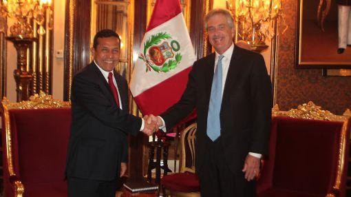 EE.UU. comparte responsabilidad con el Perú en lucha antidrogas, afirmó subsecretario Burns
