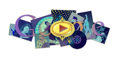 VIDEO: Freddie Mercury irrumpe en Google con un 'doodle' musical