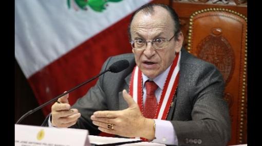 Fiscal de la Nación descartó injerencia en investigación por Caso Oyarce