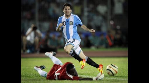 Se cobró la revancha: Argentina derrotó 3-1 a Nigeria de la mano de Messi