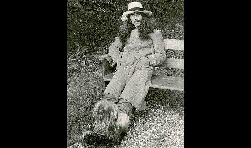 FOTOS: el Beatle George Harrison en la intimidad