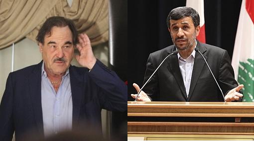 Oliver Stone rodará un documental sobre el polémico presidente de Irán