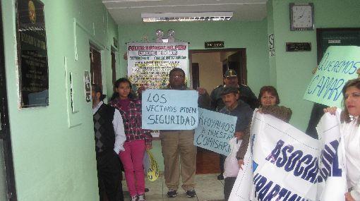 Vecinos del cerro San Cosme piden instalación de cámaras de seguridad