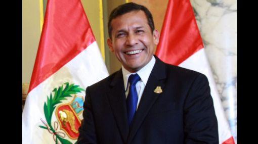Humala publicó informe sobre 100 días de gobierno en redes sociales