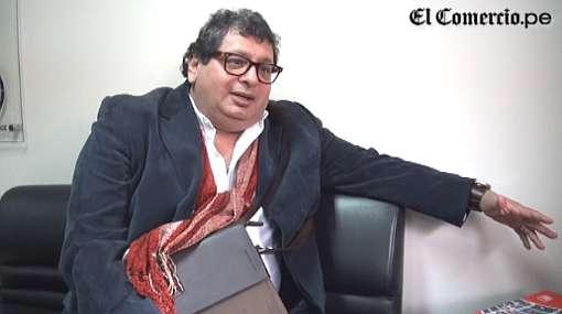 """Ricky Tosso y sus confesiones: """"Mi sueño es ser un buen actor"""""""
