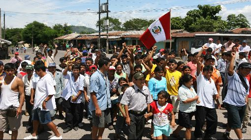 Ucayali: cocaleros reanudan huelga indefinida