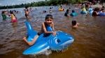 FOTOS: ¡La temporada de playa se inició en Iquitos! - Noticias de javier freyre