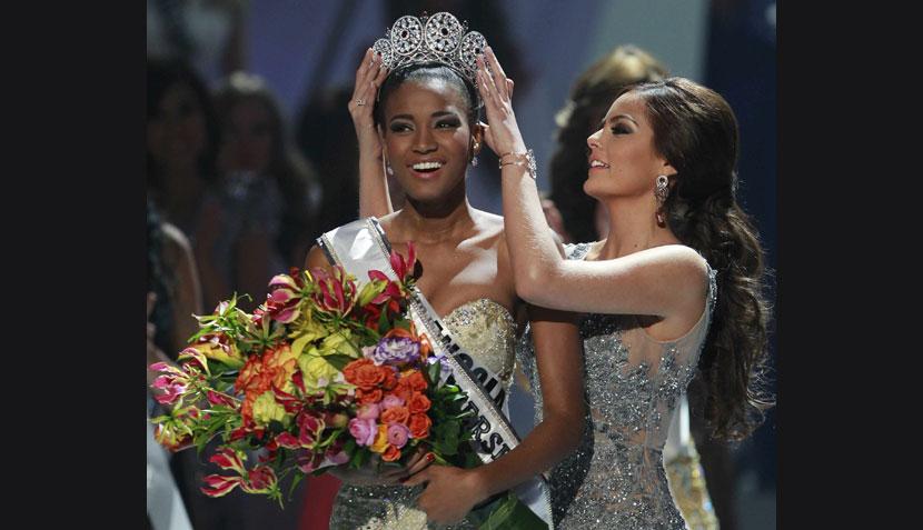 FOTOS: Miss Angola se coronó como la mujer más bella del mundo