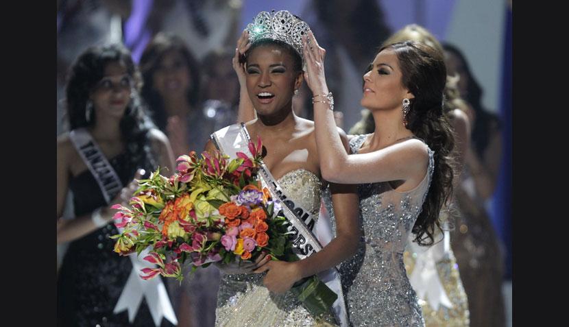 FOTOS: la Miss Universo Leila Lopes, la reina de la belleza y de la humildad